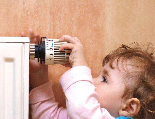 Kinderleicht zu bedienende Heizung vom Wärmeprofi bei München-Trudering.